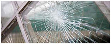 Bracknell Smashed Glass